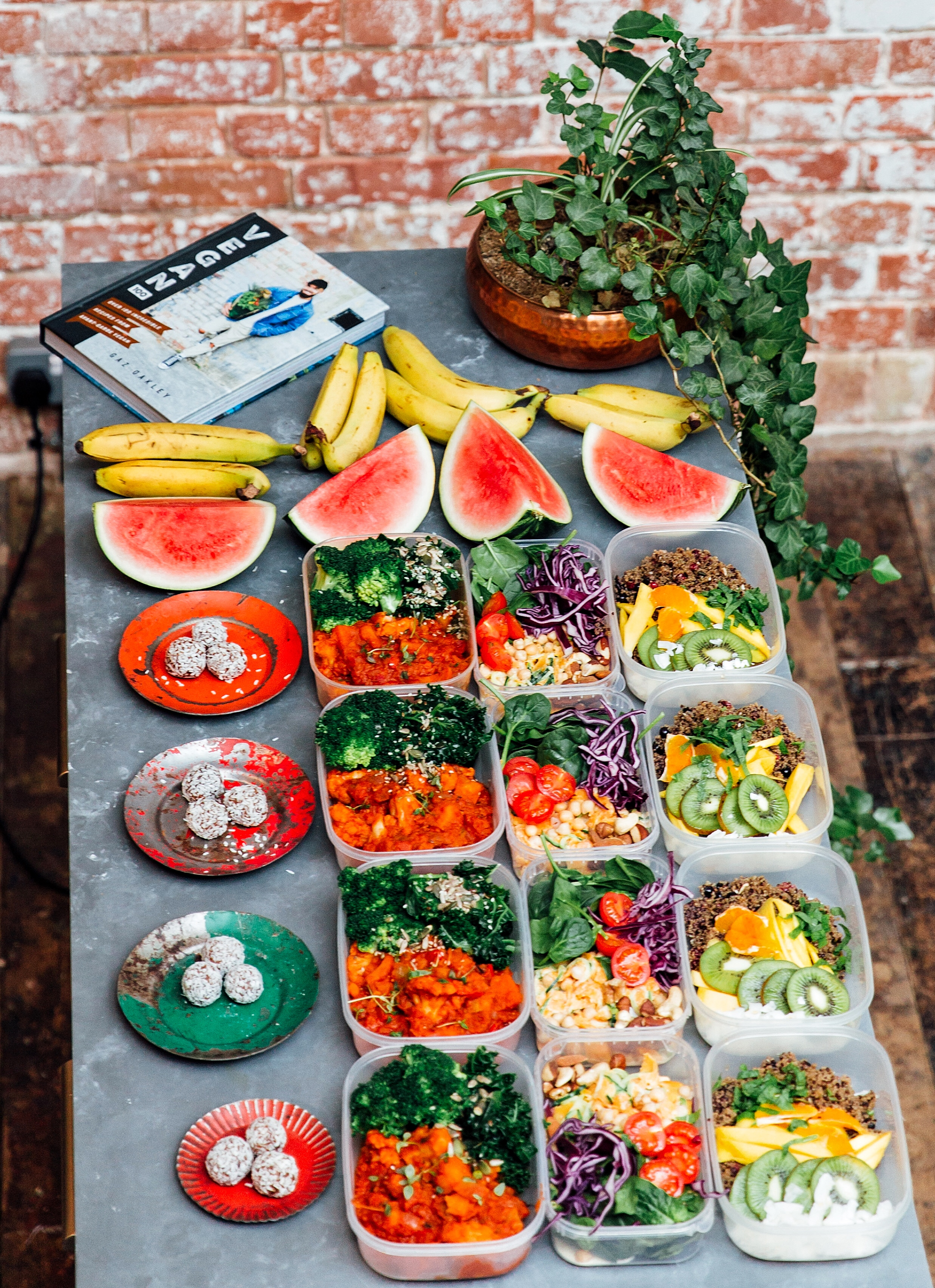 SUPER HEALTHY MEAL PREP - Avant-Garde Vegan